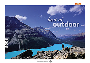 Kalender Best of Outdoor 2008