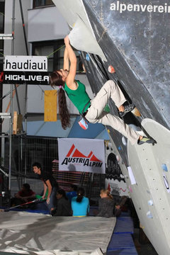 Highlive Bouldercup 2011