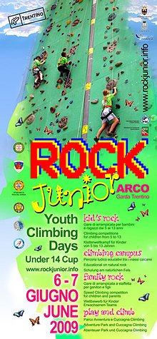 Rock Junior 2009 Poster