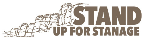 Petitioning Peak District National Park Authority: Stand up for Stanage