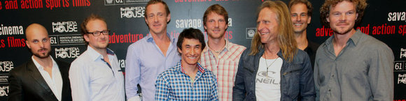 Weltpremiere des Films Cerro Torre - A snowball's chance in hell in San Sebastian