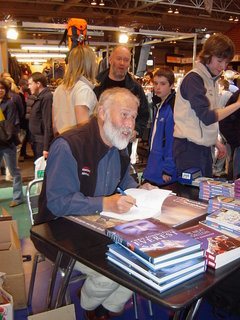 Sir Chris Bonington 2003 in Birmingham (c) Martin Joisten