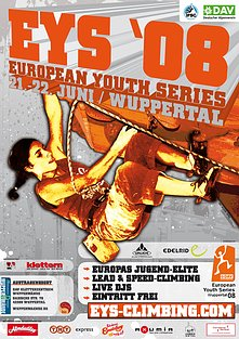 Poster European Youth Series 2008 - EYS