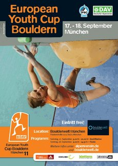 European Youth Cup Bouldern 2011
