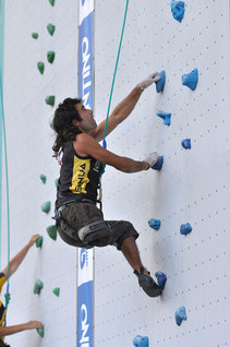 World Championship ParaClimbing Speed 2011
