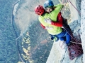 Tommy Caldwell & Kevin Jorgeson after completing historic Dawn Wall free climbBligh Gillies / Big UP Productions / Aurora Photos