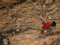 "Sachi Amma in ""Selection Naturale"" (9a) (c) Eddie Gianelloni / adidas Outdoor"