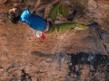 """Sachi Amma in """"Fuck the System"""" (9a) (c) Eddie Gianelloni / adidas Outdoor"""