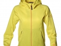 Grizzly Stretch Hoody Sunshine - ISBJÖRN of Sweden