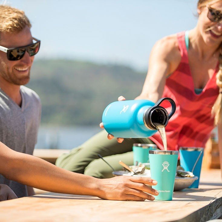 Hydro Flask Growler und True Pint