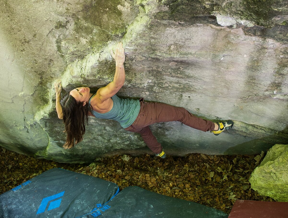 Katrin Lehmann in 'Kryptos' (8C) (c) Michael Steimle