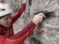Robert Jasper in Meltdown (7a+) (c) Nicolas Hojac