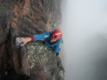 Leo Houlding am Mount Roraima (c) Coldhouse Collective & Berghaus