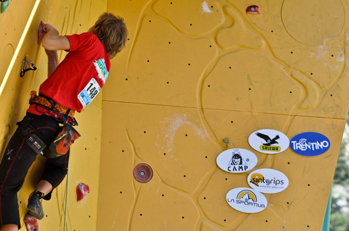 Rock Junior 2011: The great love for climbing