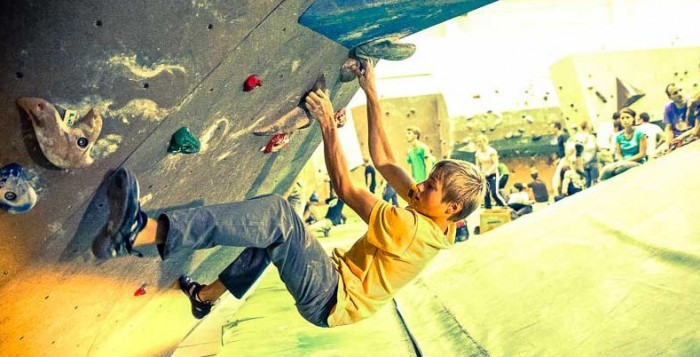 The World's First 9a Onsight from Alexander Megos