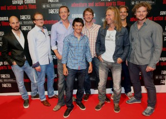 "Weltpremiere des Films ""Cerro Torre - A snowball's chance in hell"" in San Sebastian"