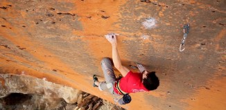 [VIDEO] Kilian Fischhuber Climbs Digital Warfare 8b+/5.14a On His 2nd Attempt