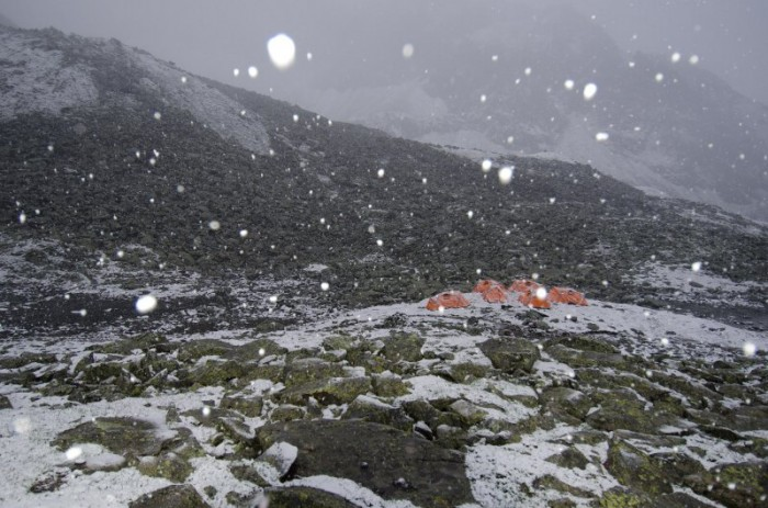 GORE-TEX Experience Tour: Expeditions-Camp erfolgreich durchgeführt