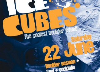 Boulderwettkampf Ice Cubes 2013 in Enschede