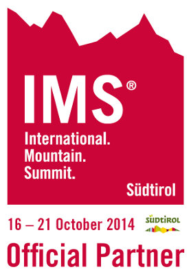 International Mountain Summit 2014 - Official Partner