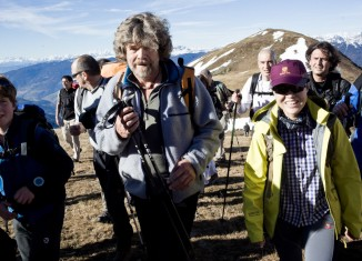 Die Welt zu Gast beim IMS: Kiku. International Mountain Summit 16-21.10.2014