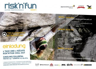 risk'n'fun Chill Out Wochenende im Zillertal