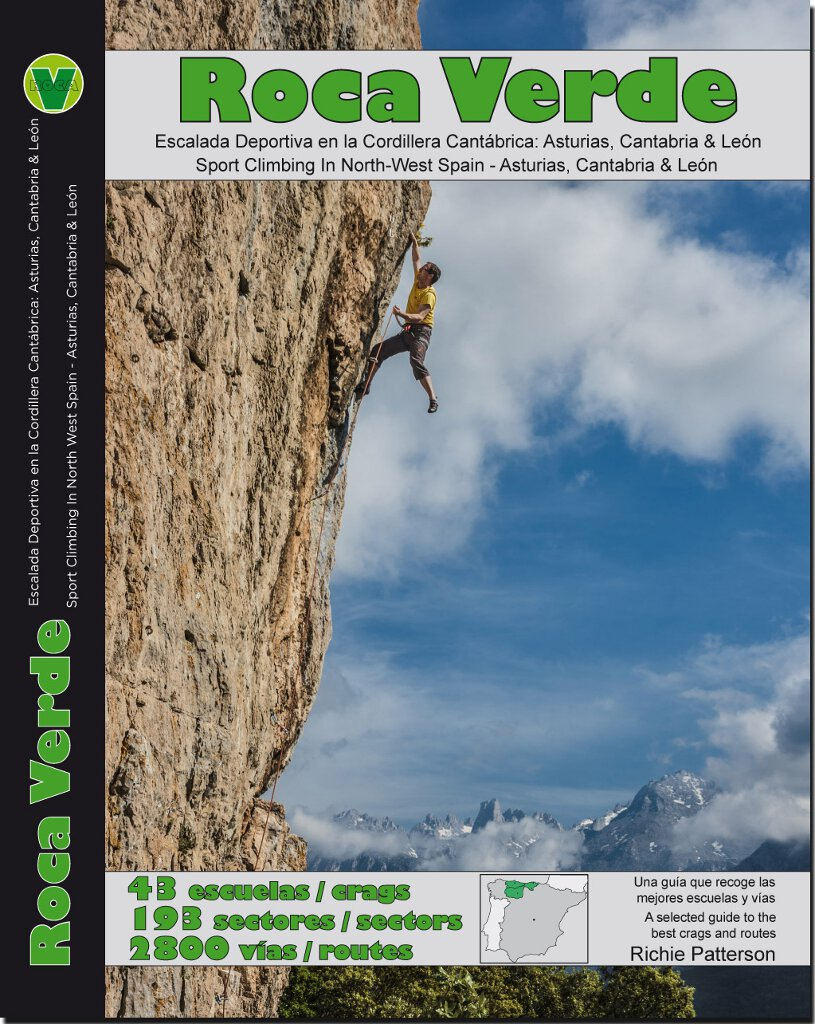 Roca Verde Climbing: Sport Climbing in North-West Spain