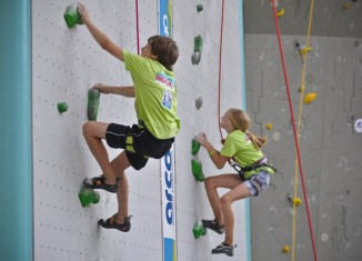 Rock Junior 2012: Great young climbing at Arco