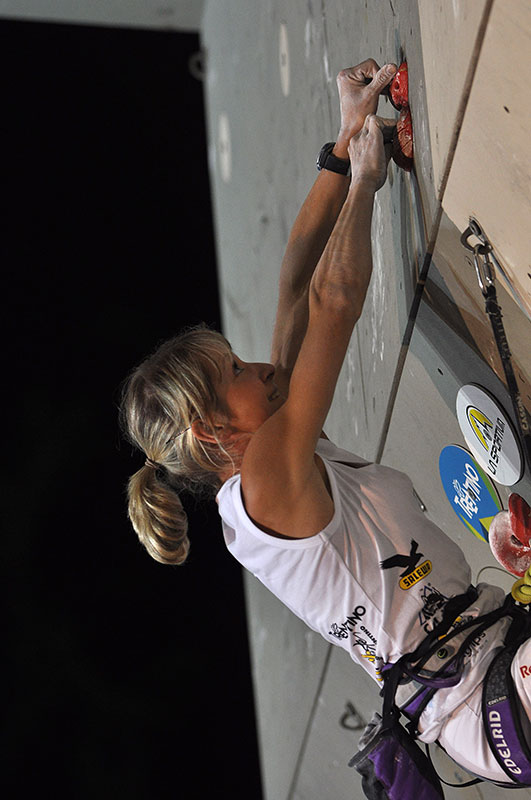 Eiter and Puigblanque triumph in Rock Master 2012 Lead