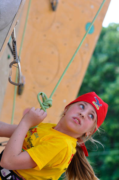 Rock Junior 2010: The future of climbing at Arco