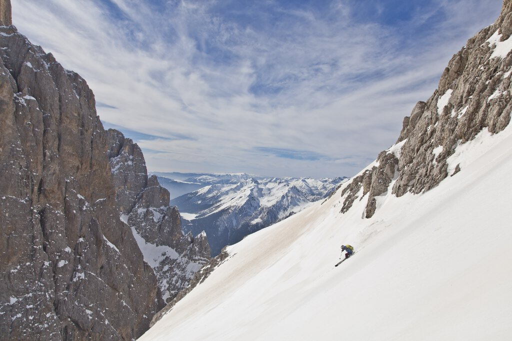 SALEWA Climb to Ski Camp 2015 in San Martino di Castrozza