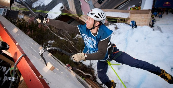 Bad Gastein hat einen neuen Urban Ice Champion