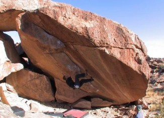 [VIDEO] Chris Webb Parsons bouldert in Hueco Tanks
