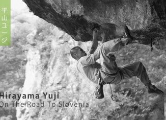 [VIDEO] Yuji Hirayama: On the road to Slovenia