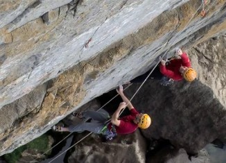 [VIDEO] Dave MacLeod und Tim Emmett an den Seeklippen in Pembroke