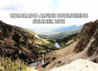 [VIDEO] Alpines Bouldern in Colorado