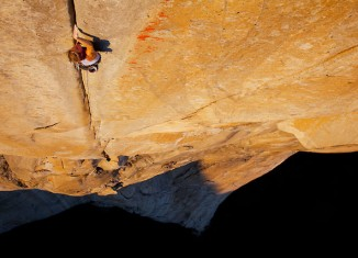 [VIDEO] Mayan Smith-Gobat in der Salathe Headwall