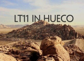 [VIDEO] Louder Than 11 in Hueco Tanks