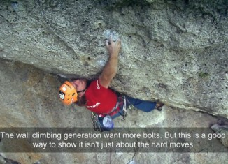 [VIDEO] Greenpointing and Trad in the Frankenjura