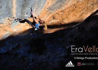 "[VIDEO] Sasha DiGiulian ""Era Vella"" (9a)"