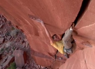 [VIDEO] Alex Honnold klettert im Indian Creek