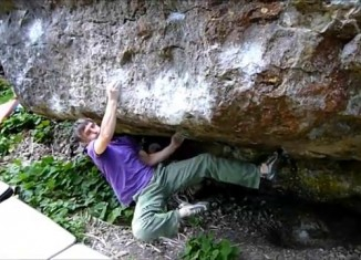 [VIDEO] Frankenjura Boulder Mix 1 von André Behr