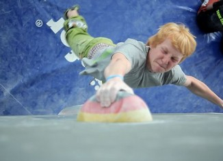 [VIDEO] 2. Deutscher Bouldercup 2013 in Auerbach