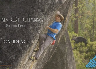 [VIDEO] Essentials Of Climbing: The Importance of Confidence featuring Ethan Pringle
