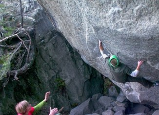 [VIDEO] Could Be Worse: Finnen bouldern