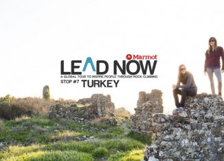 [VIDEO] Marmot's Lead Now Tour - Stop 7 - Turkey