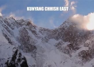 [VIDEO] Kunyang Chhish East - Piolet d'or 2014 Nomination