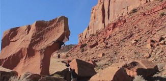 [VIDEO] Chris Schulte bouldering in Indian Creek