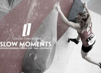 [VIDEO] Slow Moments - Bouldering World Cup 2014