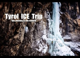 [VIDEO] Tyrol Ice Trip - The journey is the reward